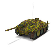 German Tank 'Hetzer' Royalty Free Stock Photos