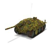 German Tank 'Hetzer' Royalty Free Stock Photos