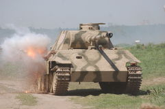 German tank Stock Photography