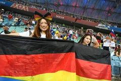 German team fans