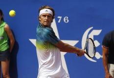 German tennis player Alexander Zverev Jr. Royalty Free Stock Photography