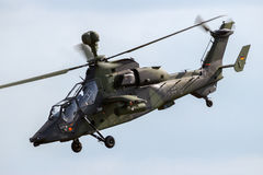 German Tiger attack helicopter Stock Photography