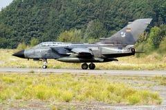 German Tornado jet fighter Stock Image