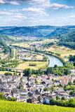 The German Town of Saarburg Stock Images