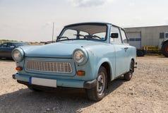 German trabant car Royalty Free Stock Photo