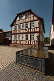 German Traditional House Stock Images