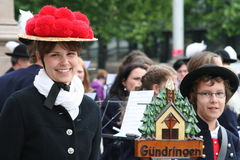German traditional outfit Royalty Free Stock Photography
