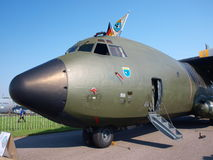 German Transall C-160, Radom, Poland Stock Image