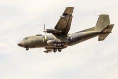 German Transall C-160 Military Aircraft Royalty Free Stock Photo