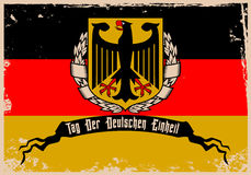 German unity Day Royalty Free Stock Image