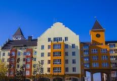 German village district. Krasnodar Stock Photos