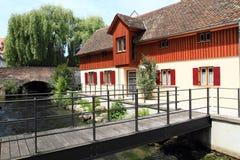 German village house Stock Image