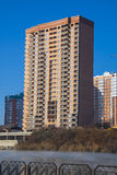 German village Residential area. Krasnodar Stock Images
