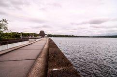 German Water Dam Stock Images