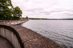 German Water Dam Stock Images