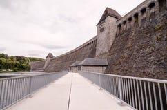 German Water Dam Royalty Free Stock Image