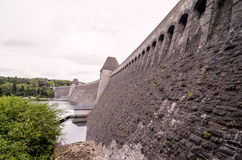 German Water Dam Stock Image