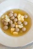 German wedding Soup Stock Photos