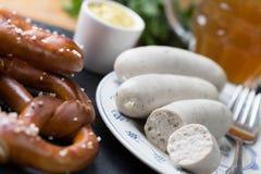 German White Sausage