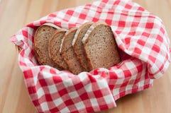 German Whole Grain Bread Royalty Free Stock Photo