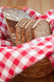 German Whole Grain Bread Royalty Free Stock Photography