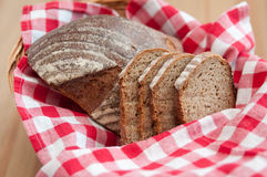 German Whole Grain Bread Stock Image