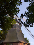 German windmill in Meppen Royalty Free Stock Photography