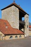 German Wine Gate,Palatinate,Germany Stock Images