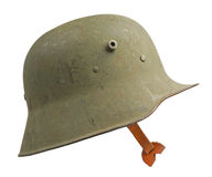 German World War One Helmet Royalty Free Stock Photography