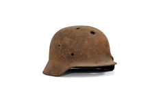 German World War Two Helmet Royalty Free Stock Photo