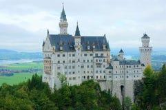 Germanisches Schloss Lizenzfreie Stockfotos