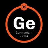 Germanium chemical element Stock Photo