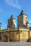 The Germans Gate in Metz,France. Stock Images