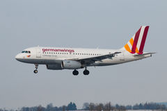 Germanwings Fotografia de Stock