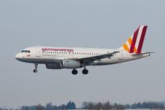 Germanwings 图库摄影