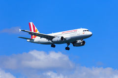 Germanwings Airbus A319 Royalty Free Stock Photos