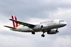 Germanwings Airbus A319 Royalty Free Stock Photo