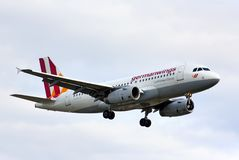 Germanwings Airbus A319 Stock Images