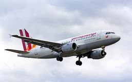 Germanwings Airbus A319 Stock Image
