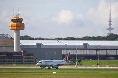 germanwings för flygbuss a319 Arkivfoton