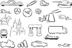Germany vector illustration
