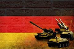 Germany army, military forces Stock Photography