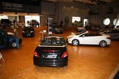 germany auto salon Zdjęcie Royalty Free