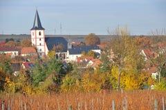 Germany autumn Royalty Free Stock Photos