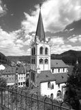 Germany, Bacharach, Church Royalty Free Stock Photos