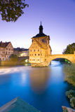 Germany,Bamberg,old city hall Royalty Free Stock Images