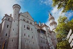 Germany bavaria alps travel Royalty Free Stock Image