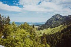 Germany bavaria alps travel Stock Photos