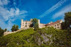 Germany bavaria alps travel Royalty Free Stock Photos