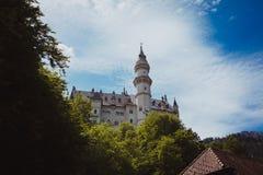 Germany bavaria alps travel Stock Images